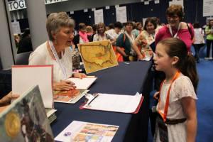 Camille Book Expo America